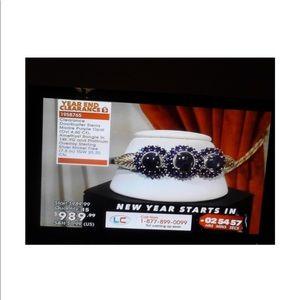 Bracelet! Sierra Madre Opal/Amethyst! Rare!New!